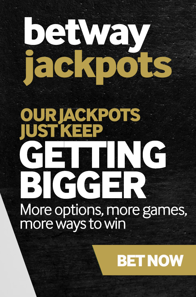 Betway online sports betting | Jackpots